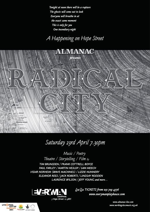 Radical City poster