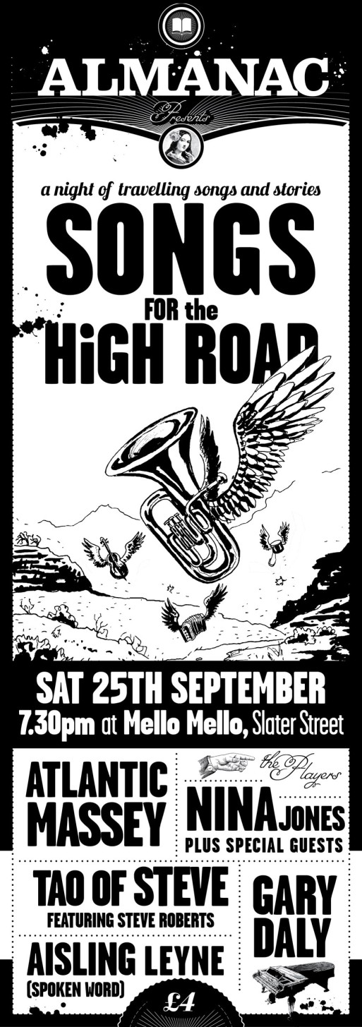 Songs for the High Road_poster smaller