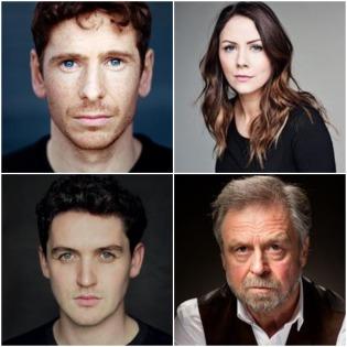 Irishmen cast 1